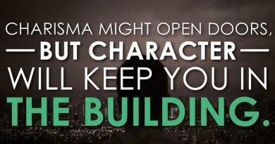 Cara Membangun Karakter Diri