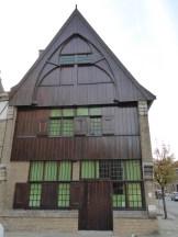 Houten huis - Wooden House - Maison en bois ©YRH2015
