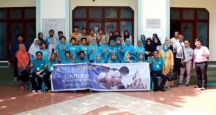 Sebanyak 19 Siswa dan 5 Guru YPSA Edutour Hongkong-Macau