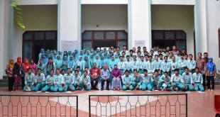 Program Internship Mengenalkan Siswa SMA YPSA Dunia Entrepreuner