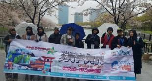 Siswa-Siswi SMP dan SMA YPSA Perluas Wawasan dan Khazanah Hingga Ke Jepang