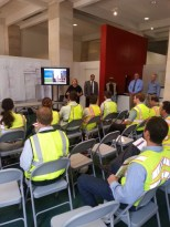 Presentation by METRORail to ASCE and YPT members.
