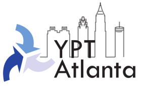 YPT Atlanta logo Skyline white