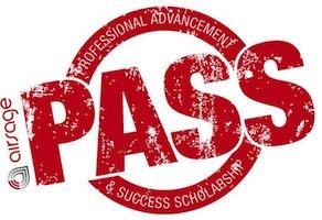 AirSage PASS Logo