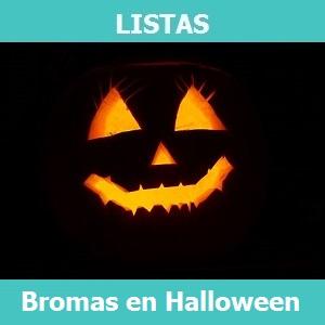 Mejores vídeos de bromas en Halloween