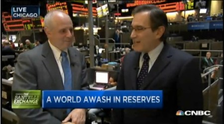 Yra With Rick Santelli on CNBC, March 30, 2015