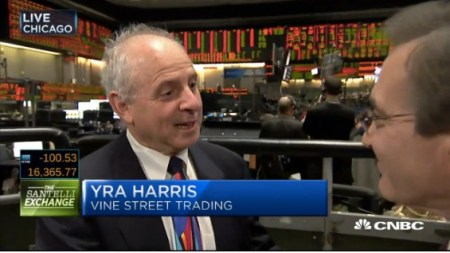 Yra/Rick on CNBC, February 1, 2016