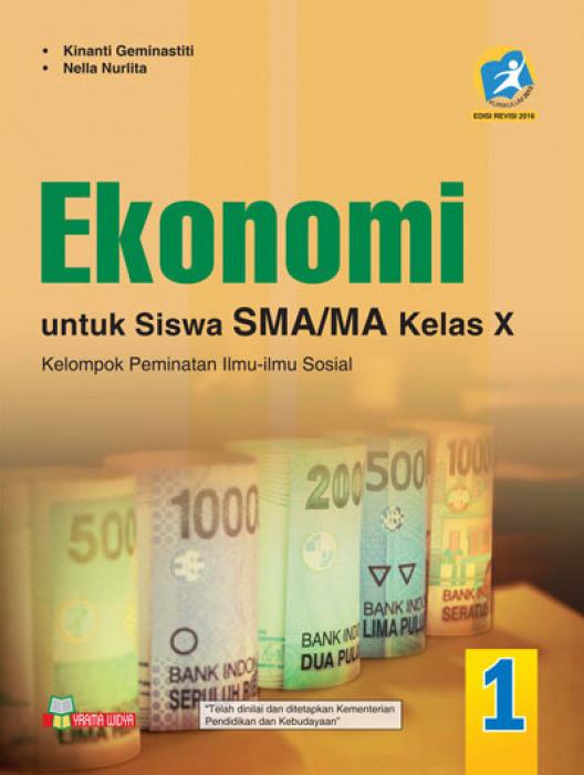 Buku Ekonomi Kelas 10 Kurikulum 2013 Pdf : ekonomi, kelas, kurikulum, Download, Paket, Ekonomi, Kelas, Kurikulum, Wowfasr
