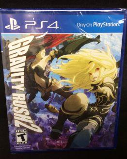 Gravity Rush 2 Sony PlayStation 4 Region Free