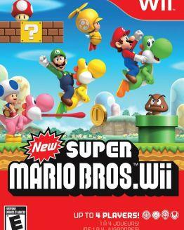 Super Mario Bros. Nintendo Wii