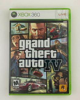 Grand Theft Auto IV - Xbox 360
