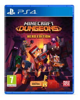 Hero Edition PS4 Minecraft Dungeons
