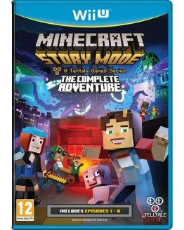 Minecraft Story Mode Complete Adventure (Nintendo Wii U)