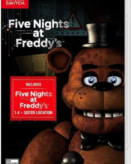 five nights at freddy's nintendo switch