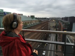 Remote helsinki pod-walk