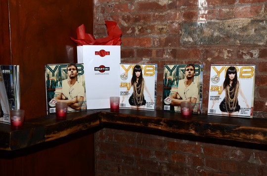 YRB Summer Style photo by Andrew Werner003 540x357 - Event Recap: YRB's Summer Style Guide Event Sponsored by Martini Moscato d'Asti w/ Host Miguel
