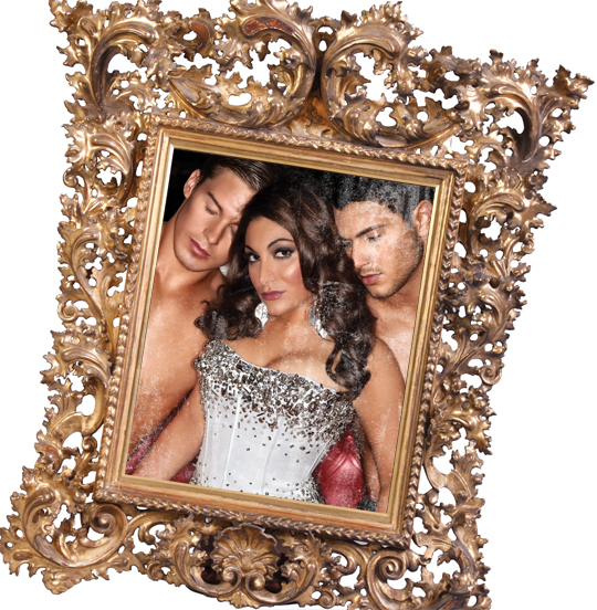 """JS2 - Cover Story: The Girls Of The """"Jersey Shore"""""""
