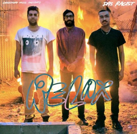 das racist relax1 540x528 - Das Racist Joins East Village Radio