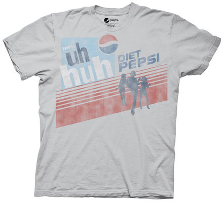 "114901 271 - Diet Pepsi/Ray Charles ""Uh-Huh!"" Retro T-Shirt Collection"