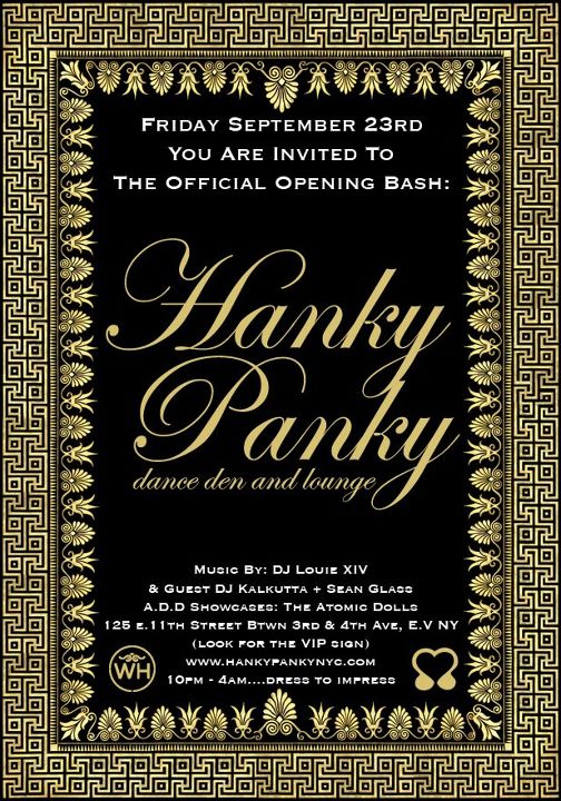 310328 10100099991458164 5314599 45334367 135722648 n - Webster Hall And Mr. Black Launch Hanky Panky