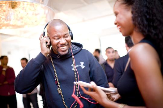 RB 10 11 2011 0549ed - Event Recap: Beats by Dr. Dre