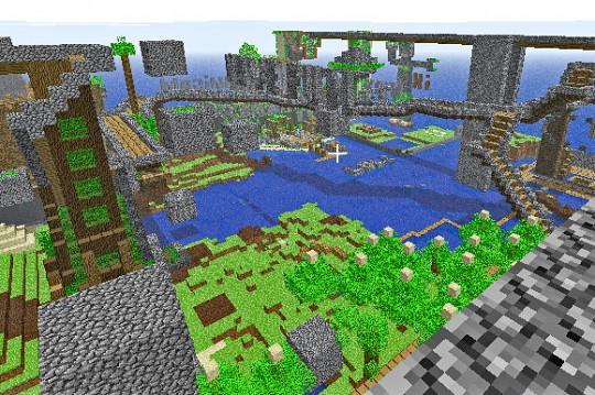minecraft3 540x359 - Minecraft Challenge