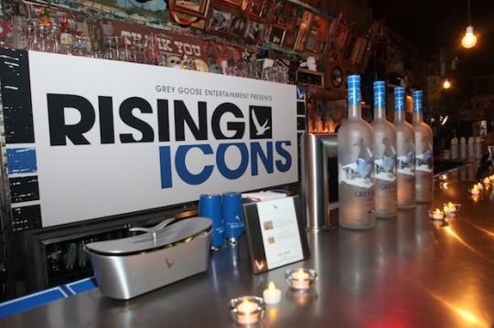 BarSetup 540x359 - Grey Goose Entertainment presents Rising Icons