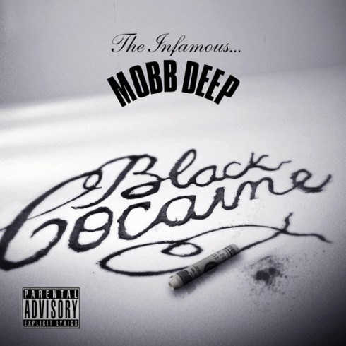 mobb deep black cocaine ep cover artwork 490x490 - Mobb Deep Set to Release New EP, Black Cocaine