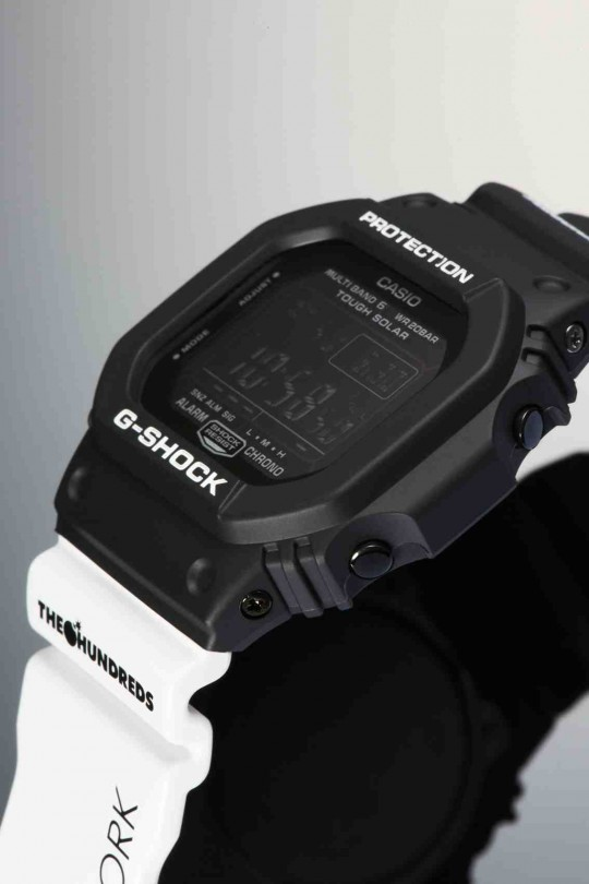 12.01.11.CASIO  540x810 - G-Shock & The Hundreds Release Second Limited Edition Collaboration