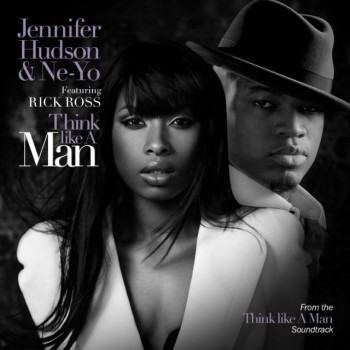 "knzh TLAMsingleJHUDNEYOR6 350x350 - Jennifer Hudson & Ne-Yo ""Think Like a Man"" Ft. Rick Ross"