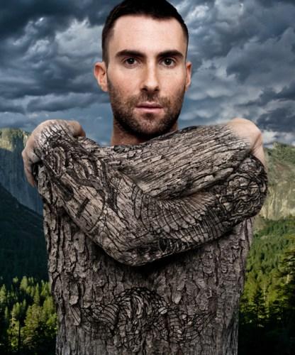 008 21 - Cover Story: Adam Levine