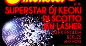 062411 - Party Monster at Webster Hall featuring Superstar DJ Keoki