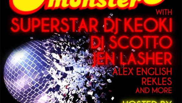 062411 - Party Monster at Webster Hall featuring Superstar DJ Keoki