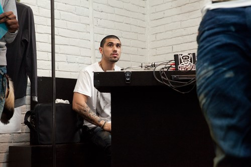 DJ Mills - Event Recap: In 55 Words (Hosted by Mickey Factz)