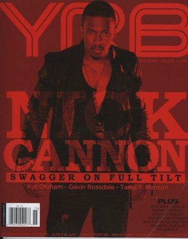 Issue 205 Hollywood Nick Cannon - FEATURE: Nick Cannon
