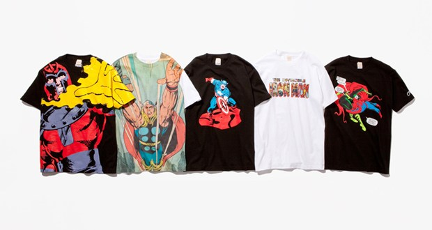 marvel maniacs artist t shirt collection 1 - Marvel Maniacs Artist T-Shirt Collection