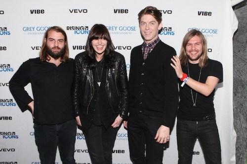 Band of Skulls + Jake Troth - Grey Goose Entertainment presents Rising Icons