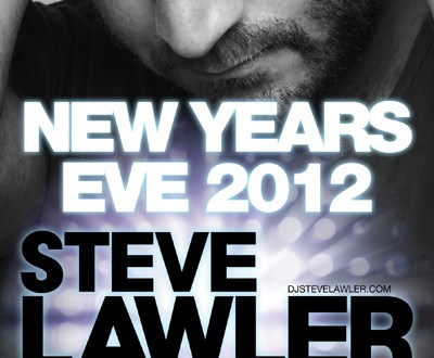 Steve Lawler - YRB's TOP 5 NYE Hot Spots