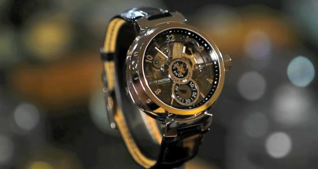 nowness louis vuittons new timekeeper 0 - Louis Vuitton's The Tambour Minute Repeater