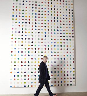 """vcsPRAsset 1010955 78550 5934c4a8 6af4 4c48 87da 3f79aae9b99c 0 - """"The Complete Spot Painting 1986 - 2011"""" - A Damien Hirst Exhibition"""