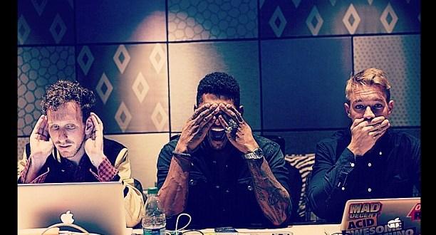 """diplo usher - Diplo & Usher - """"Climax"""""""