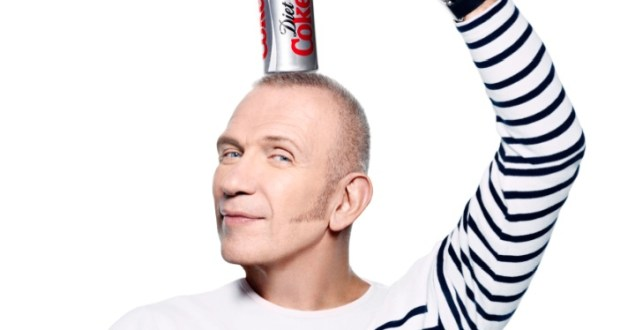 jean paul gaultier for diet coke - Jean Paul Gaultier For Diet Coke