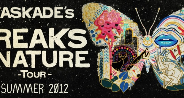 "kaskade - Kaskade Announces ""Freaks Of Nature"" Summer 2012 Tour Dates"