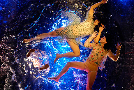 fuerzabruta460 - Usher Joins The Cast of FUERZA BRUTA for One Night Only