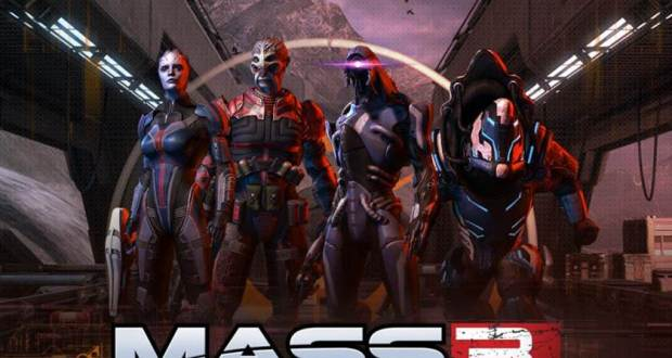 """main - Mass Effect 3 Getting Free """"Resurgence Pack"""" April 10th"""
