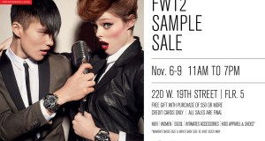 DieselSample Sale - Diesel Sample Sale
