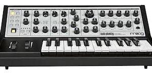 moog - Moog Sub Phatty: New Machine For Living @moogmusic @flyinglotus
