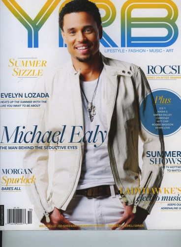 Issue 1603 The Summer Issue Michael Ealy - Print Magazine Covers 1999-2018