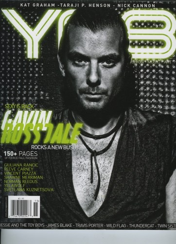 Issue 205 Hollywood Gavin Rossdale - Print Magazine Covers 1999-2018