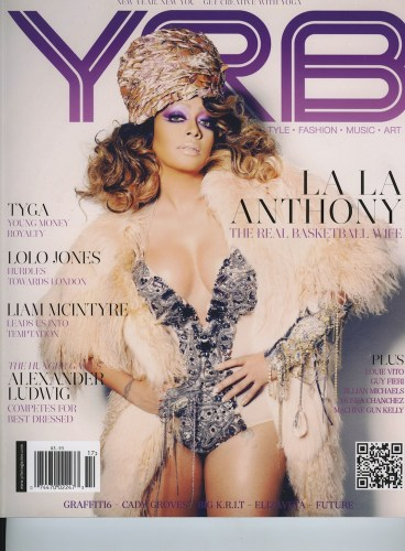 Issue 301 Health Issue La La Anthony - Print Magazine Covers 1999-2018